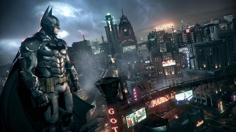 Batman: Arkham Knight se muestra en un nuevo vídeo en castellano