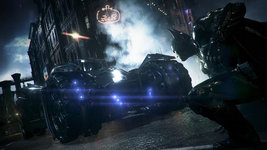 Nuevo vídeo Batman Arkham Knight