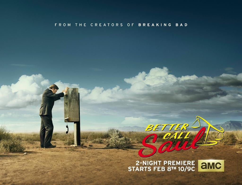 Poster Promo Better Call Saul