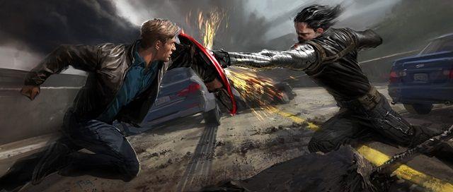 Imagen 2 de Capitán América 2: El Soldado de Invierno