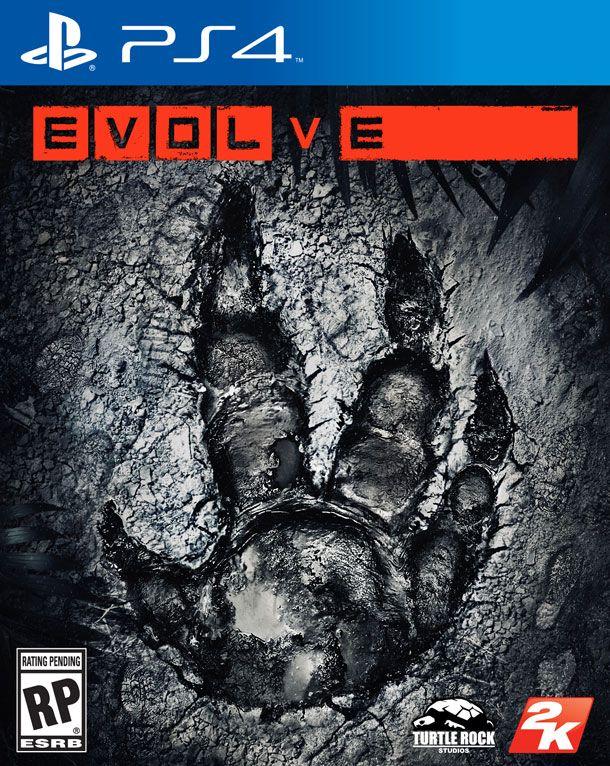 Carátula de Evolve