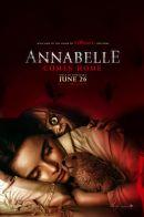 Póster de Annabelle Vuelve a Casa