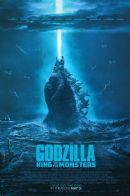 Póster de Godzilla 2: Rey de los Monstruos
