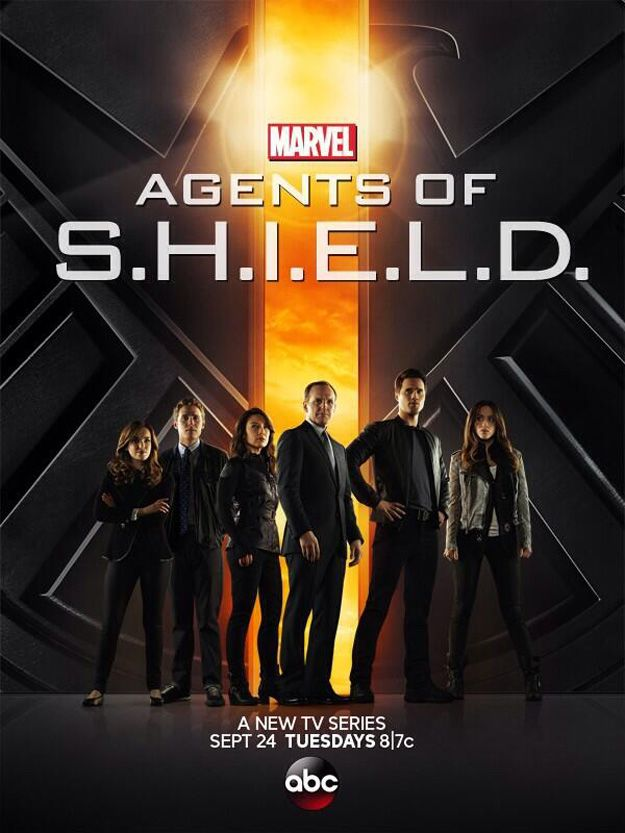 Agents of Shield Capitulo 1 Online Español Latino