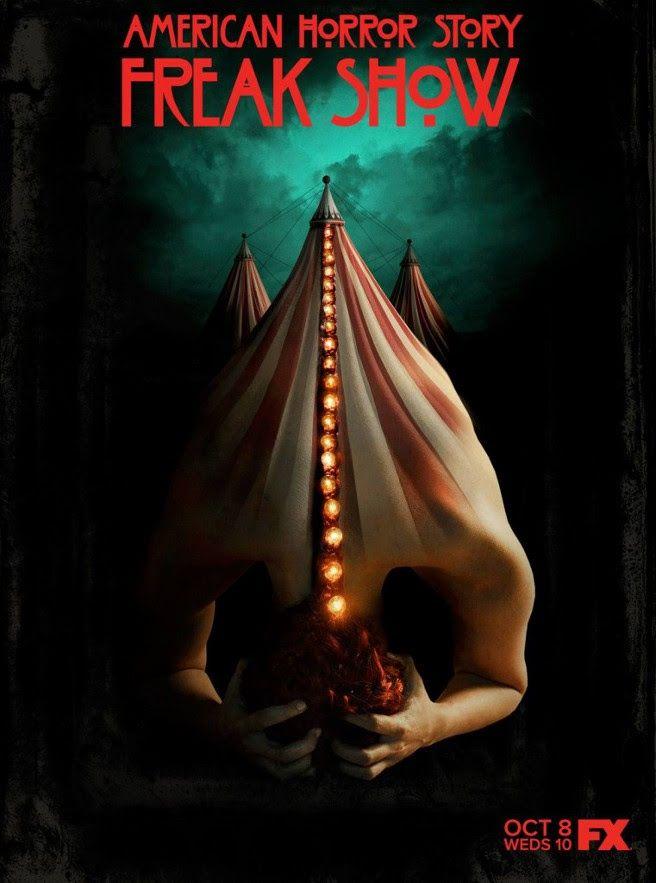 Poster AHS Freak Show