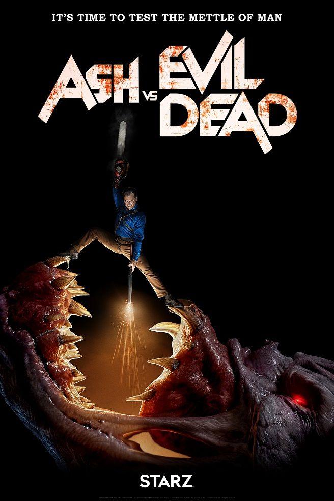 Ash vs Evil Dead Cancelada