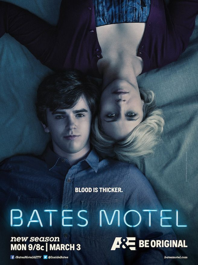 Póster Bates Motel