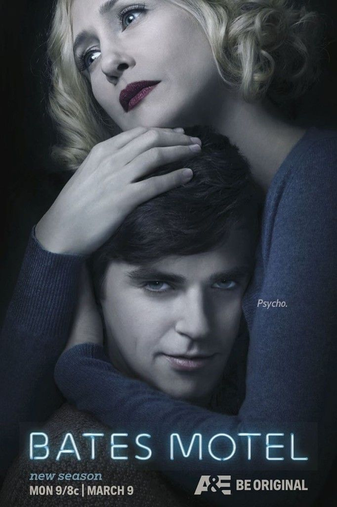 Trailer Bates Motel
