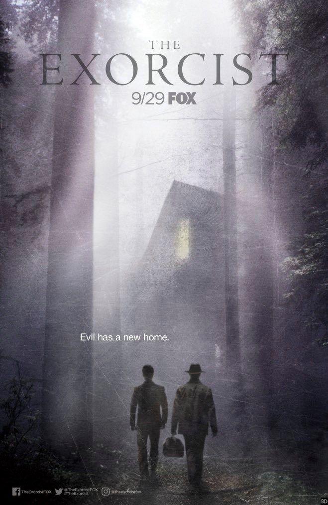 El Exorcista Poster Segunda TEmporada