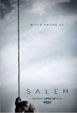 Nuevo Poster Serie Salem