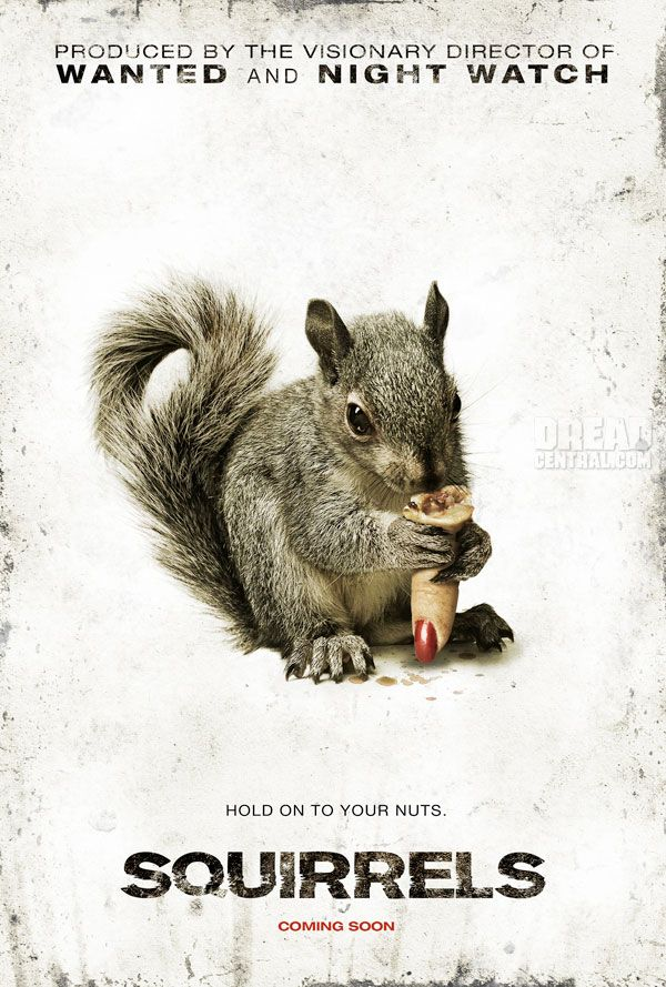 SQUIRRELS (2014) Ardillas Asesinas? Squirrels