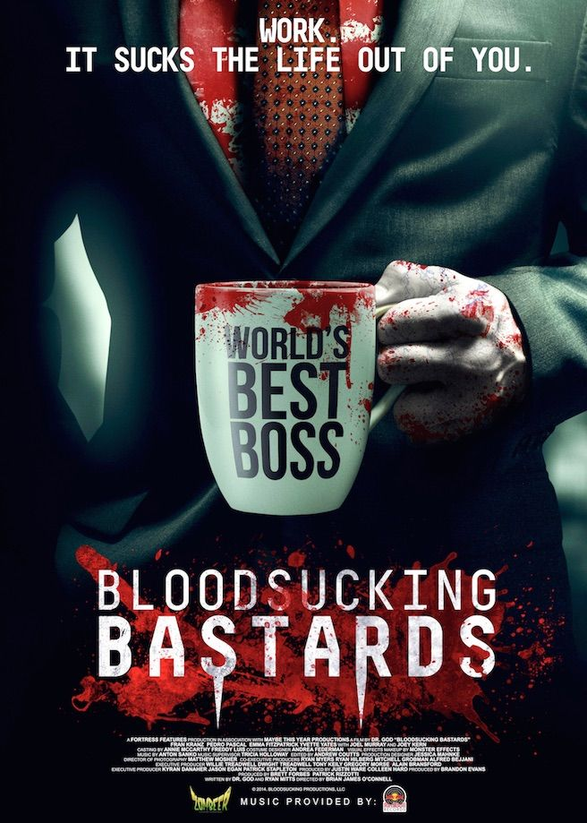 Critica Bloodsucking bastards