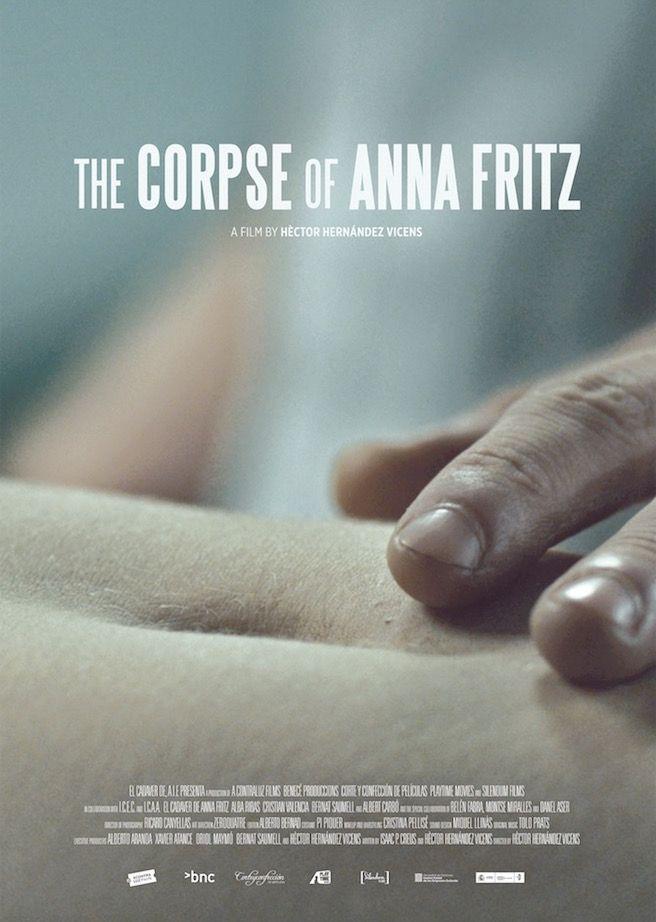 Poster Cadaver Anna Frirtz