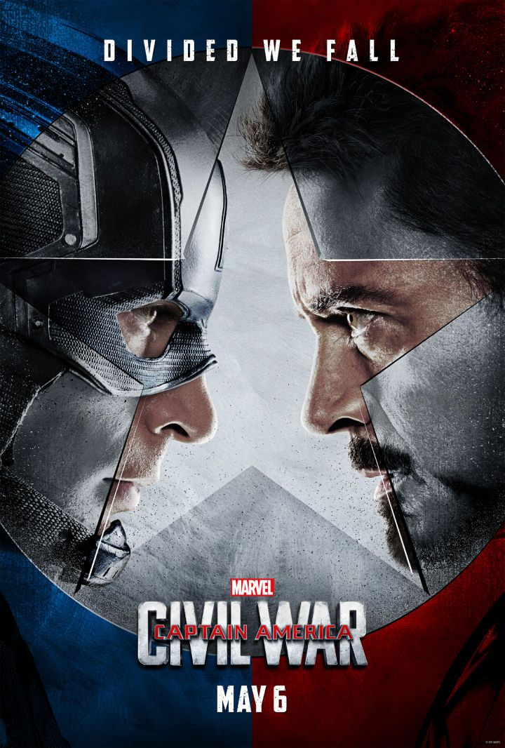 Capitan America: Civil War Capitan-america-civil-war