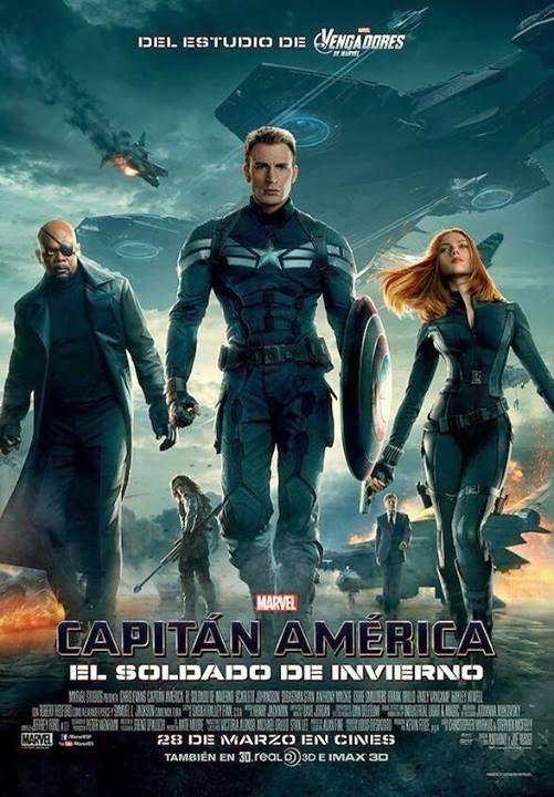 Trailer FInal Español Capitán América Soldado de Invierno