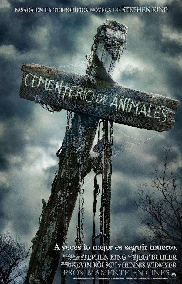Poster Cementerio de Animales