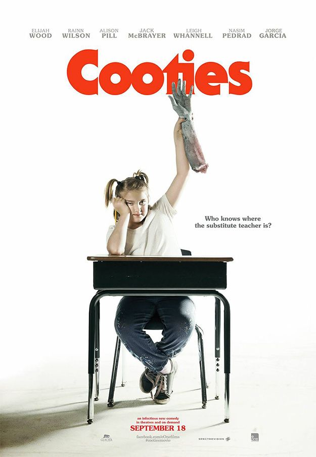 Nuevo Poster Cooties