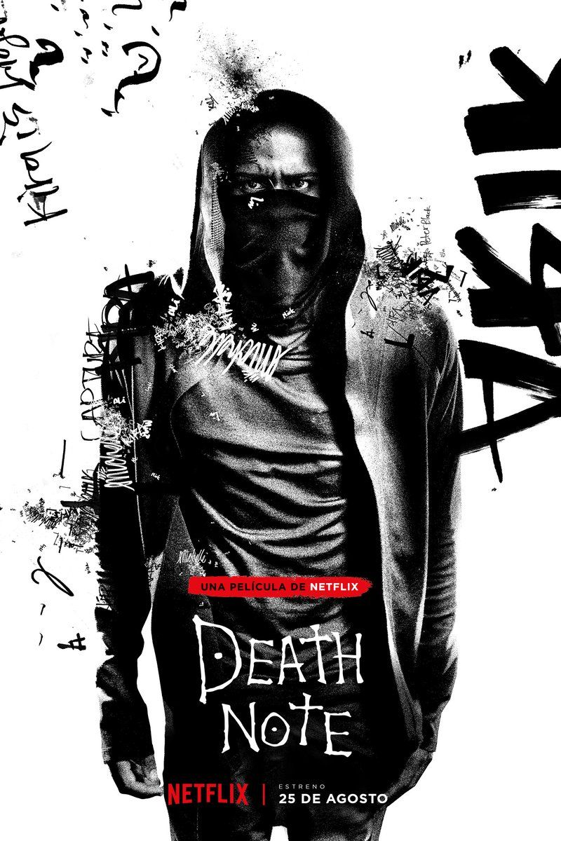 Death Note Poster L
