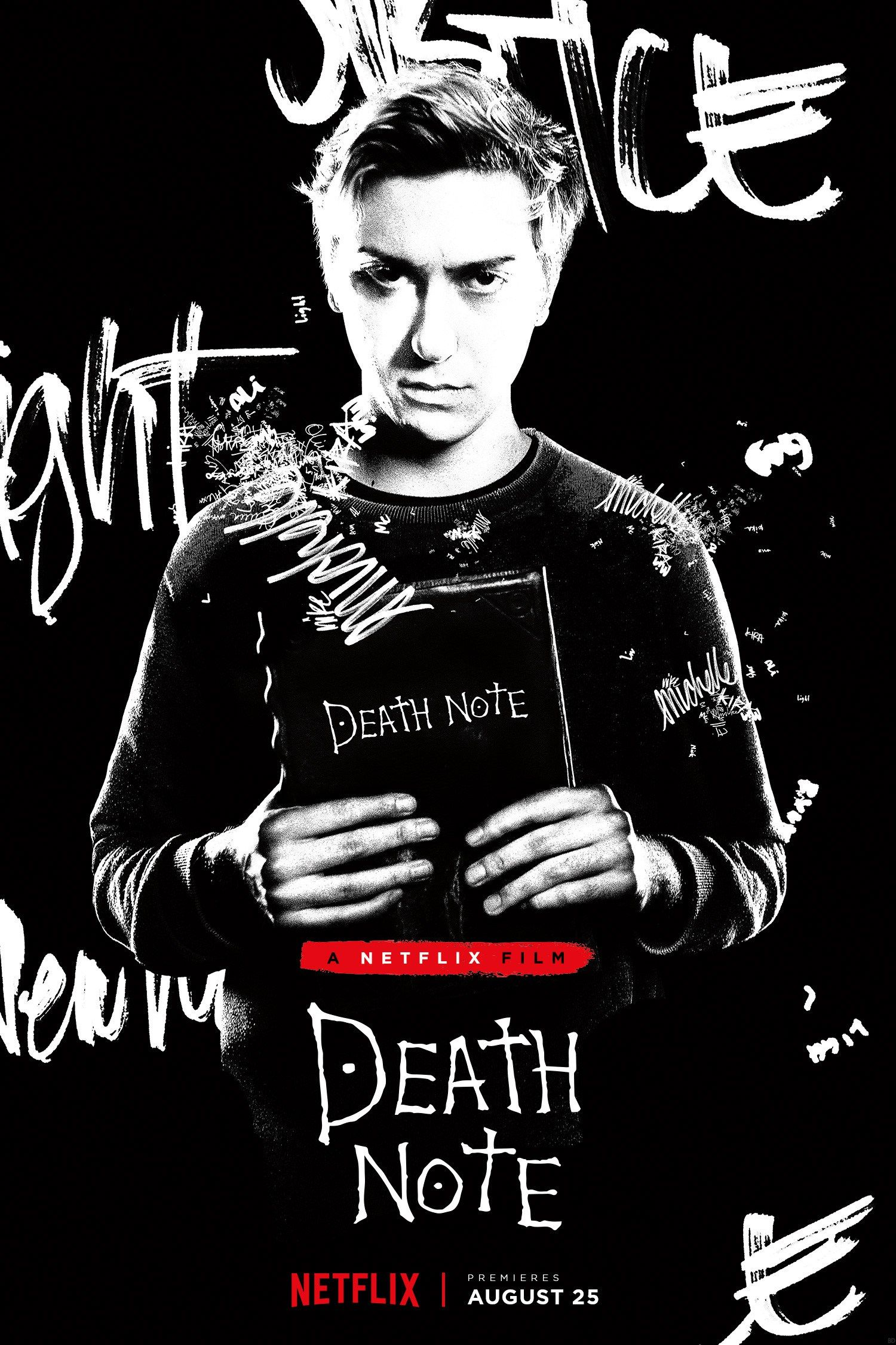 Death Note Poster Light