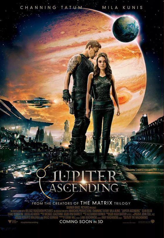 Poster Destino Jupiter