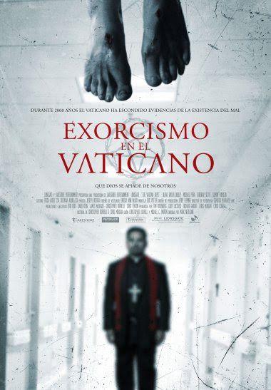 Poster Exorcismo Vaticano