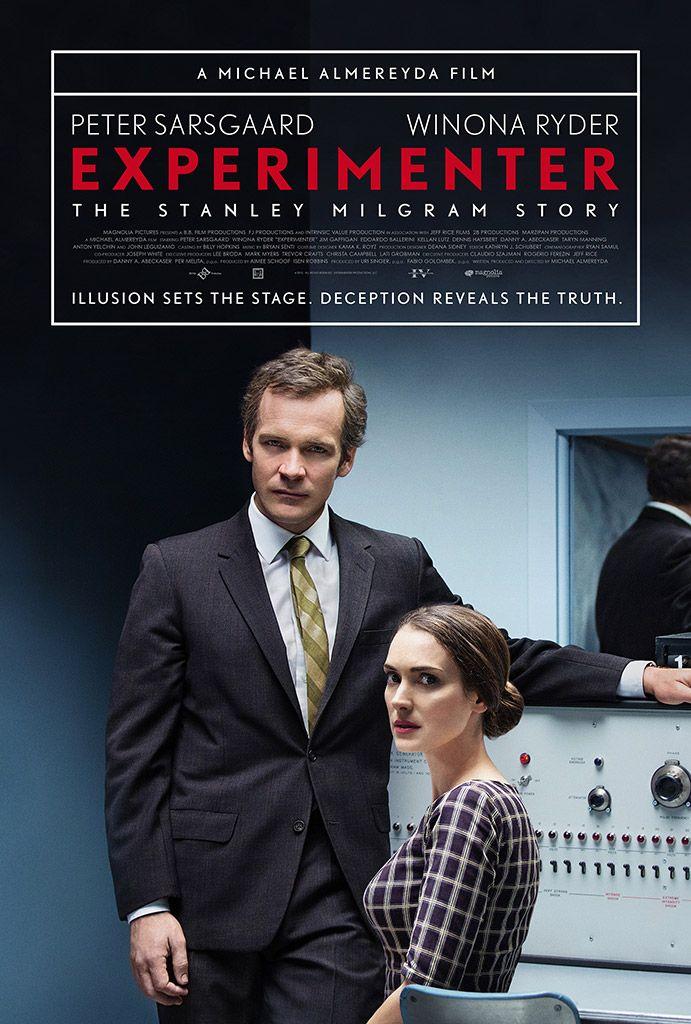 Trailer e Imagenes de Experimenter