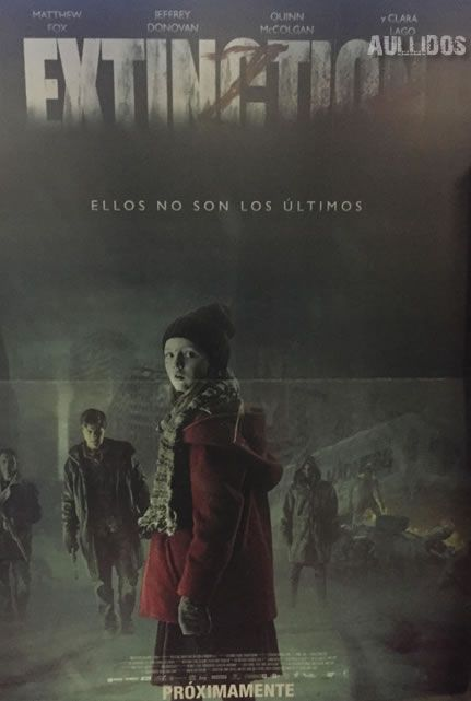 Trailer Español Extinction