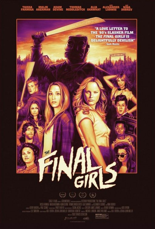 Poster The Final Girls