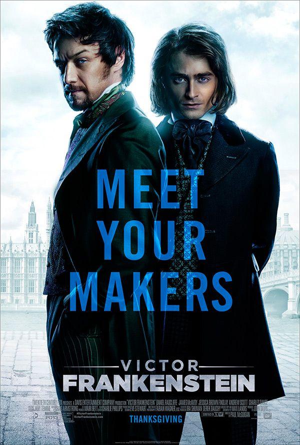 Trailer Victor Frankenstein
