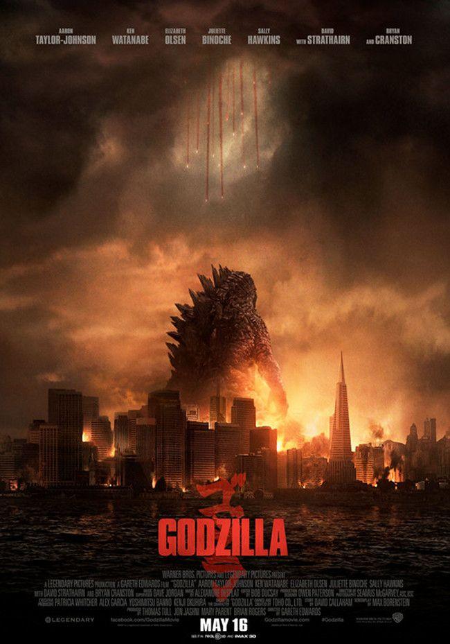 Nuevo Trailer Godzilla