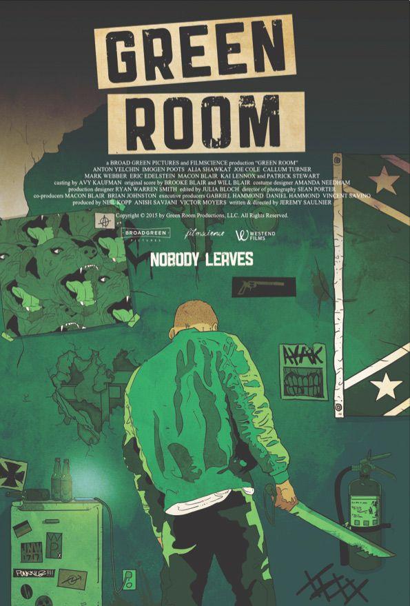 Critica Green Room