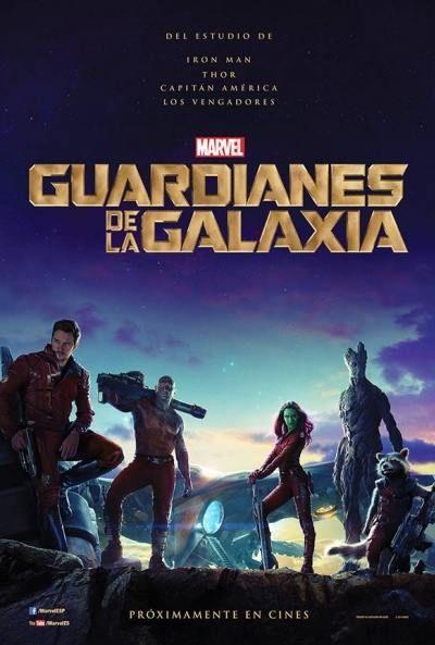 Spot Guardianes de la Galaxia