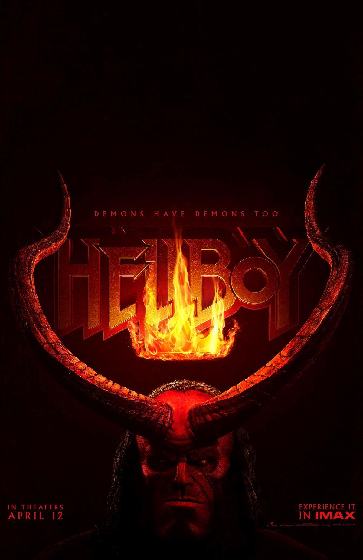 Hellboy Poster Trailer