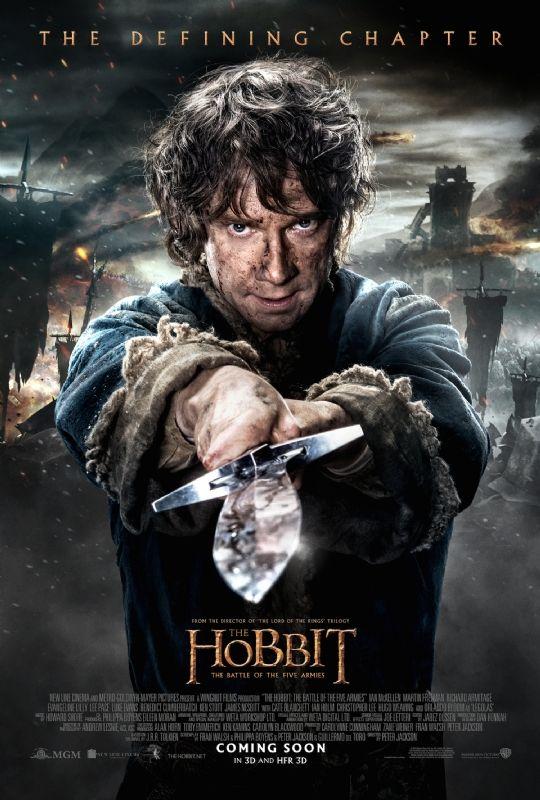 Hobbit Batalla Ejercitos