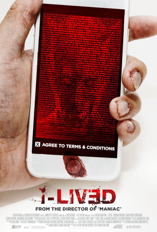 I Lived Trailer