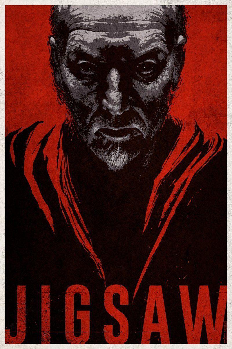 Poster Jigsaw Tobin Bell