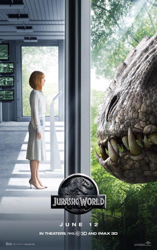 Nuevo Poster Jurassic World