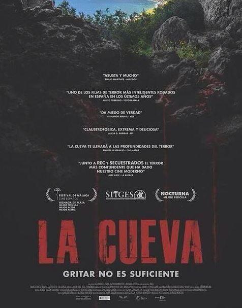 Póster Final La Cueva