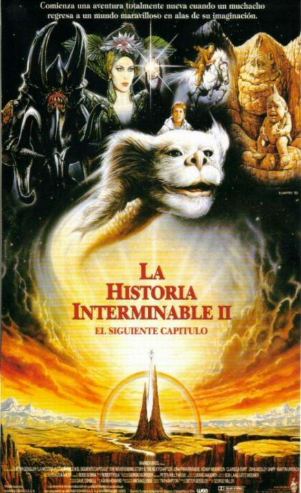 La Historia interminable 2: el siguiente capítulo