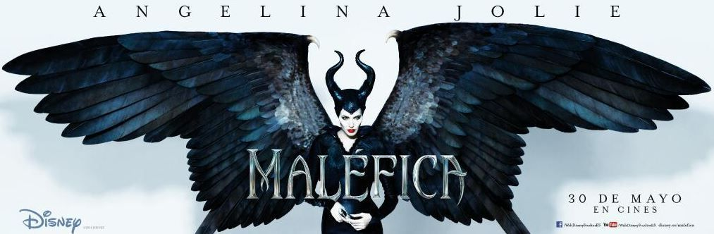 Poster Malefica Alas