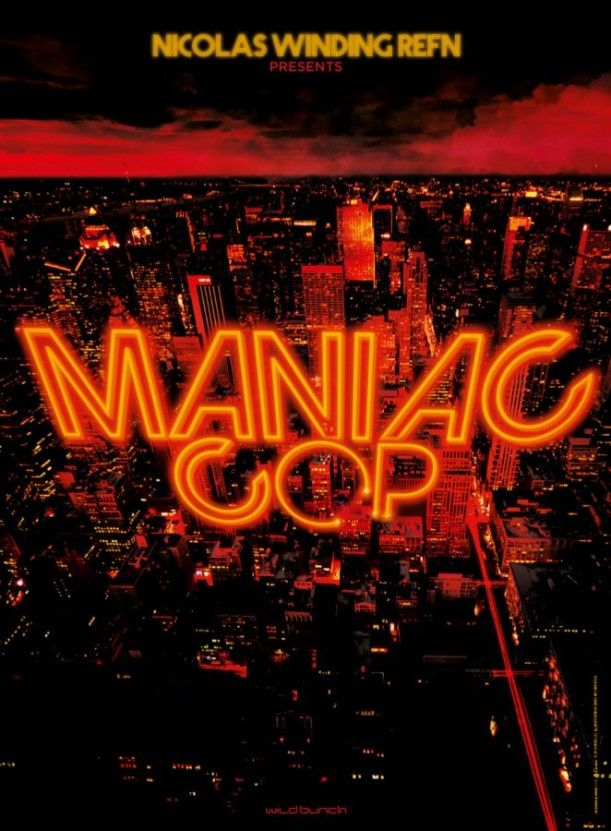 Maniac COp Reboot