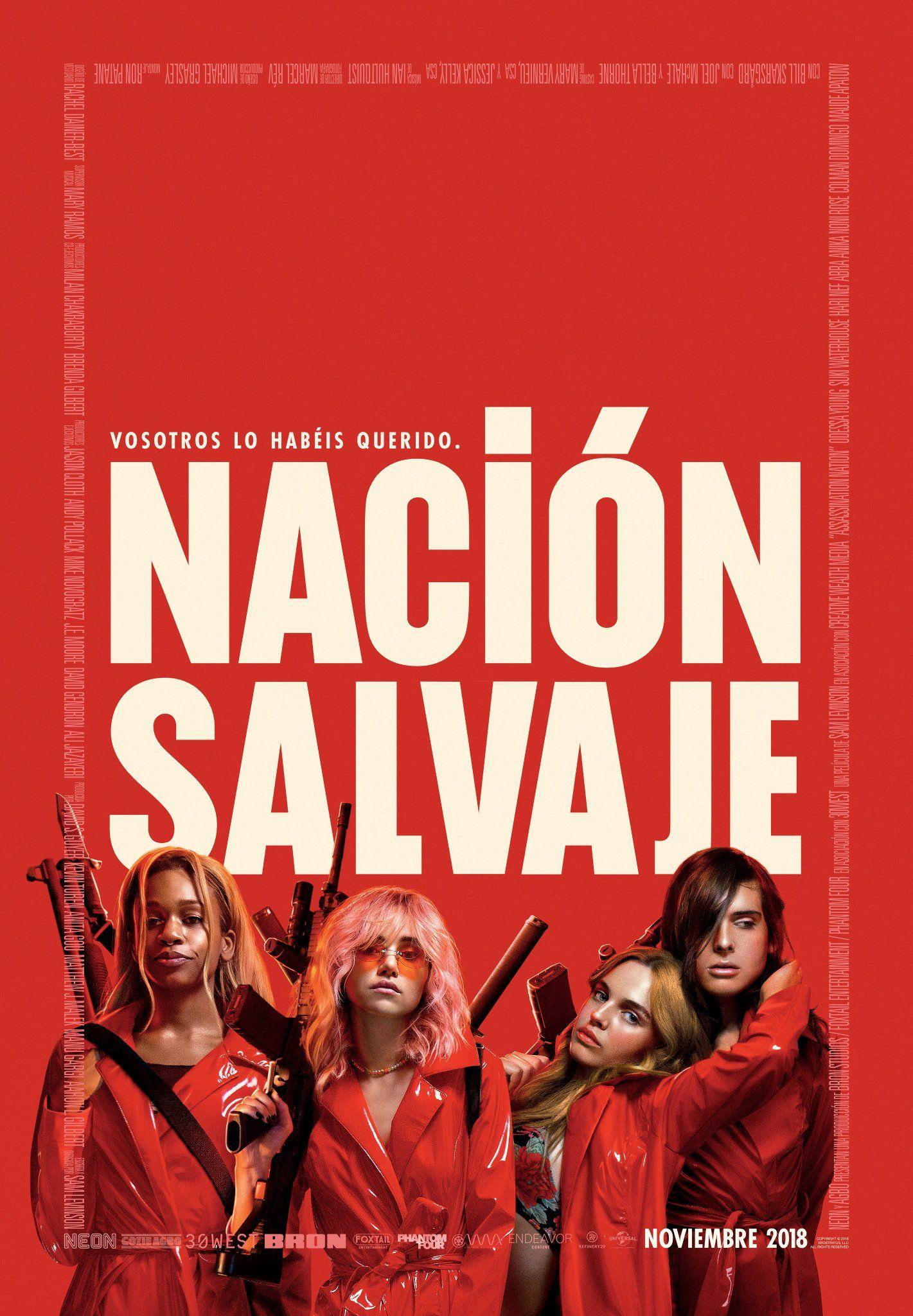 Nación SAlvaje