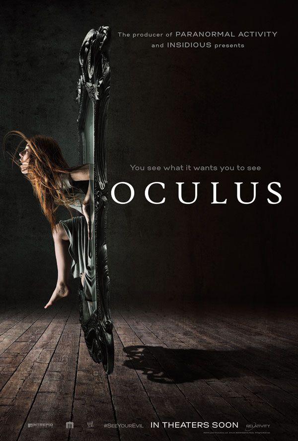Poster de Oculus