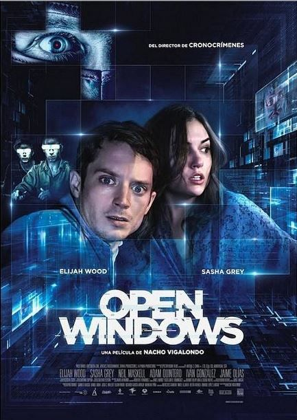 Open Windows Poster
