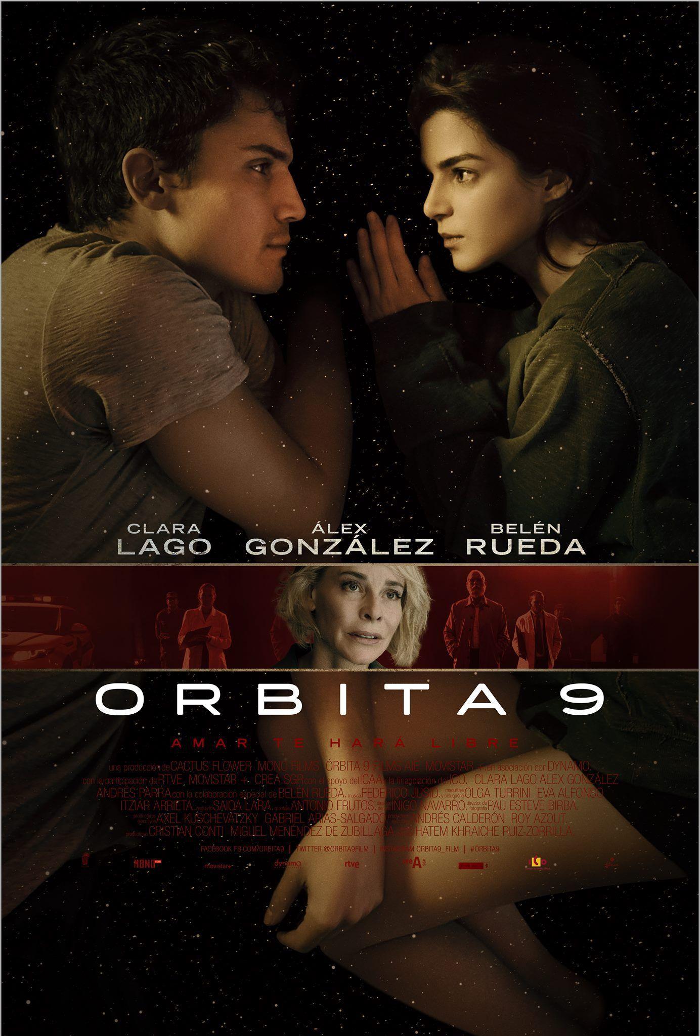 Póster Orbita 9