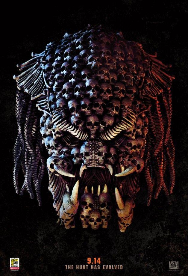 Predator Poster Comic Con