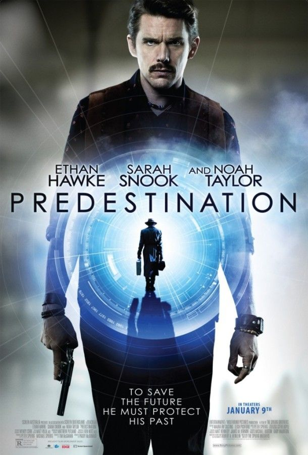 Predestination trailer
