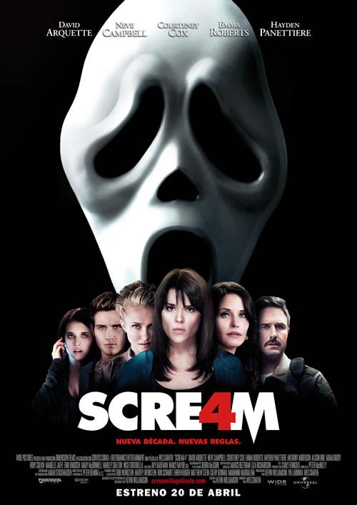 Scream Serie Detalles