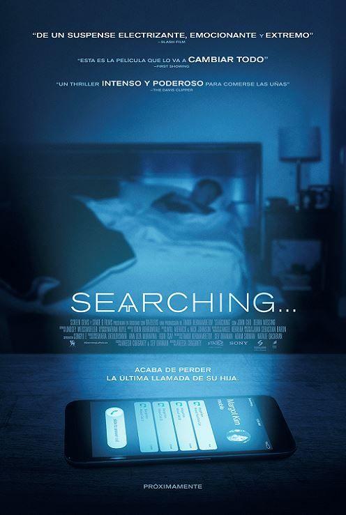 Searching Poster Español