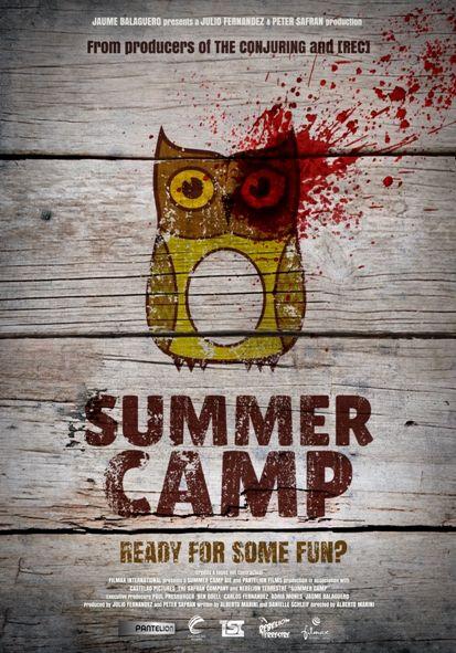 Comienzo rodaje Summer Camp